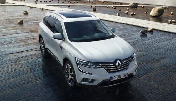 Renault продемонстрував новий великий кросовер