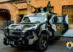 KRAZ Cobra – український бронеавтомобіль на основі Toyota Land Cruiser 200