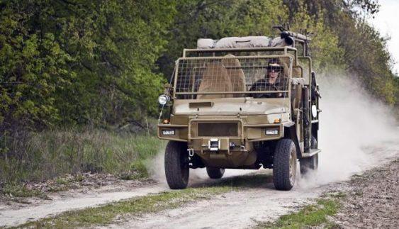 Новий волонтерський транспортер переднього краю на базі ЛуАЗ