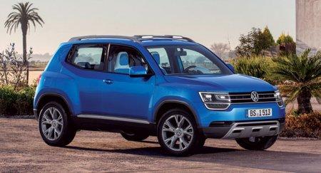 Volkswagen розказав про нові дешеві кросовери