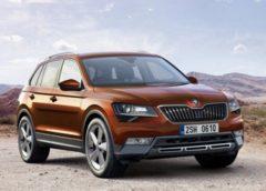 Skoda скопіює кроссовер BMW X4