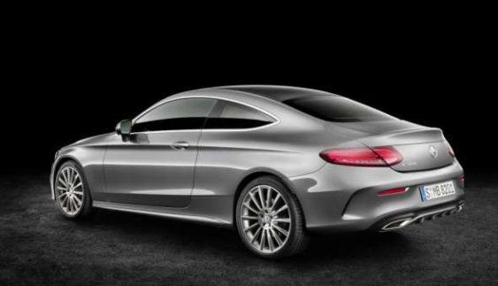 Повідомили вартість нового Mercedes-Benz C-Class Coupe 2017