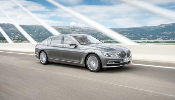 BMW розсекретив новий седан 750d xDrive з потужним дизельним двигуном