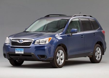 З'явилися нові подробиці про новий Subaru Forester