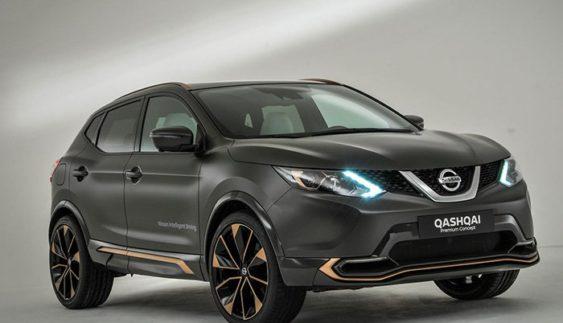 Nissan Qashqai отримає топову модифікацію