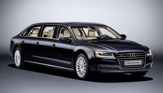 Audi має намір випустити конкурента Mercedes-Maybach