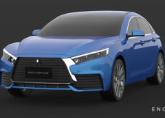 Яким може бути наступний Mitsubishi Lancer?