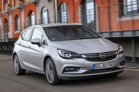 Хетчбек Opel Astra отримав новий дизель