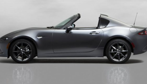 Стартував випуск нової Mazda MX-5
