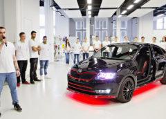 Skoda представила концептуальне купе Atero