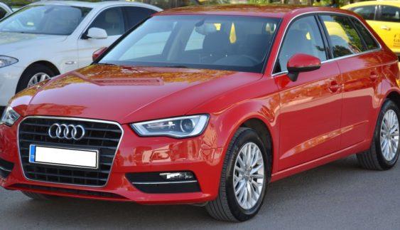 Розсекретили нові подробиці про Audi A3 Sportback