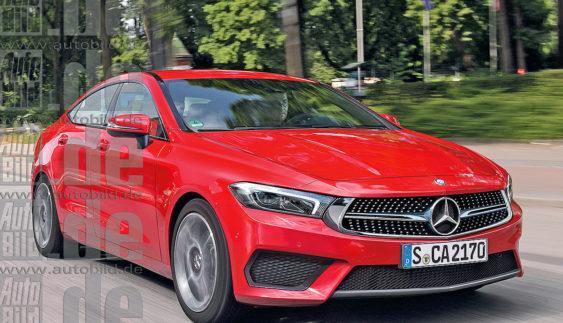 Свіжі подробиці про новий Mercedes-Benz CLA