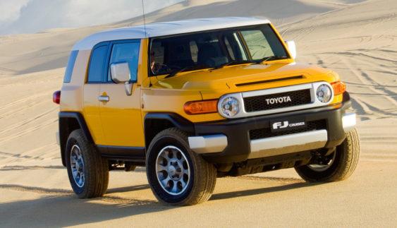 Культовий позашляховик Toyota припиняє своє існування