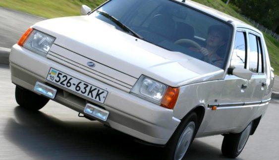 ЗАЗ розробив новий автомобіль
