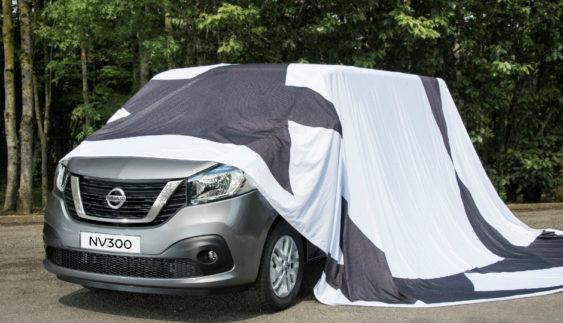 Nissan опублікував зображення нового фургона