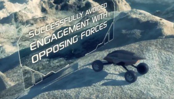 Американці створили «розумну» бронемашину (Відео)