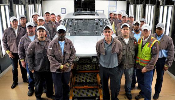 VW почав тестову збірку нового семимісного кросовера