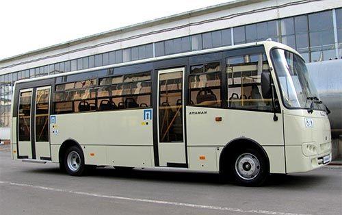 Стало відомо, які автобуси купують в Україні найчастіше