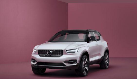 Новий кросовер і ліфтбек Volvo: перші зображення