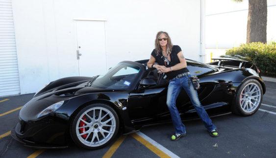Лідер Aerosmith вирішив продати свій Venom GT