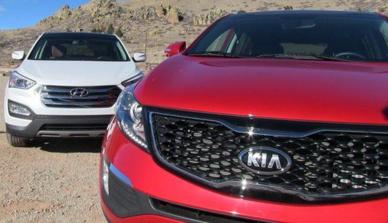 """Hyundai і KIA готують """"дешеві кросовери"""""""
