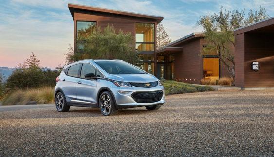 Електрокар Chevrolet Bolt стане безпілотним таксі