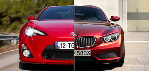 BMW і Toyota організують спільне виробництво в Австрії