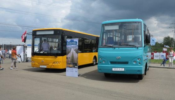 ЗАЗ презентував нові автобуси: від Євро 4 до Євро 5 (Фото)