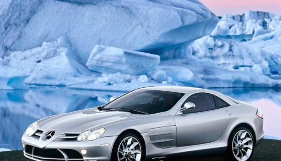 В Україні покажуть унікальний Mercedes-Benz
