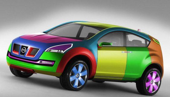 Улюблений колір автомобіля для українців