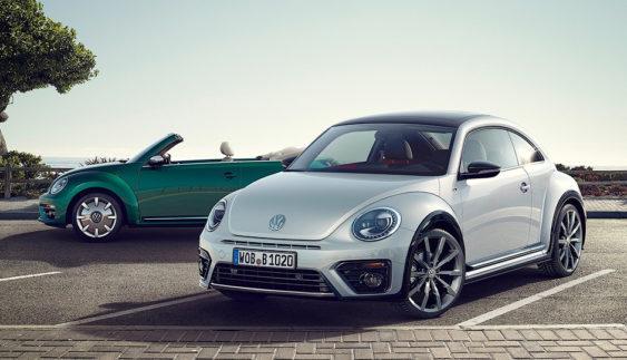 """Volkswagen продемонстрував оновленого культового """"Жука"""" (ФОТО)"""