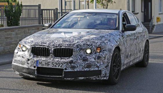 Зображення нового покоління седана BMW M5 вже в інтернеті