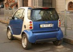 Названо компактні автомобілі, які вибирають українці