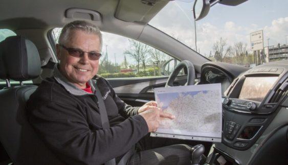 Як проїхати 2100 км на одному баку