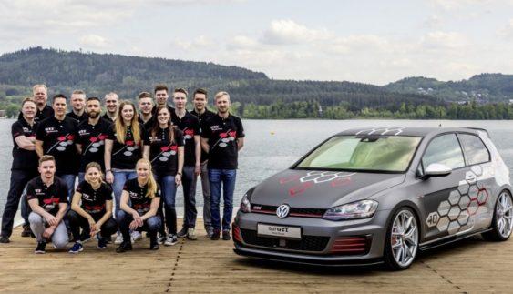 Офіційно показано новий Volkswagen Golf