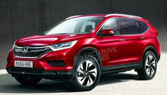Honda CR-V 2018: більше і дорожче
