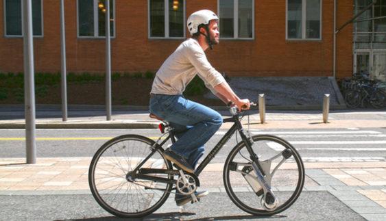 Як зі звичайного велосипеда за 60 секунд зробити електробайк