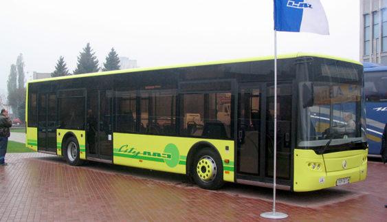 ЛАЗ-А183 – справжній прорив в українській автобусній промисловості