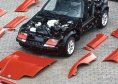 Як відремонтувати пластик в автомобілі