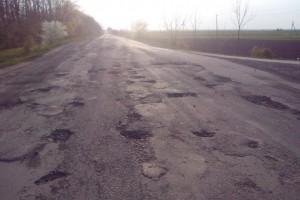 Названа найгірша дорога в Україні
