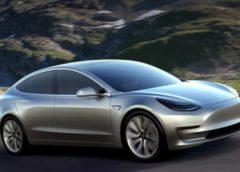 Стартує виробництво найдешевшої Tesla Model 3
