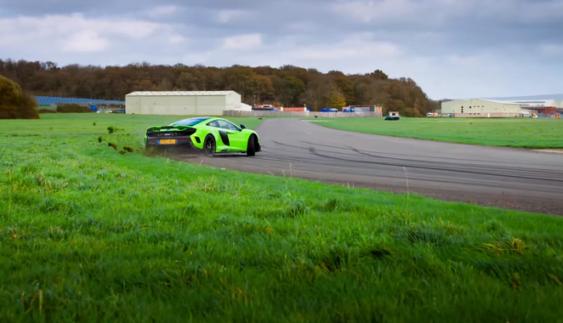 З'явився перший трейлер нового Top Gear