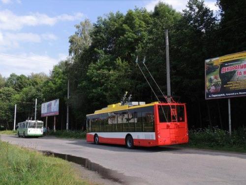 В Одессе будет новый украинский троллейбус, — фото1