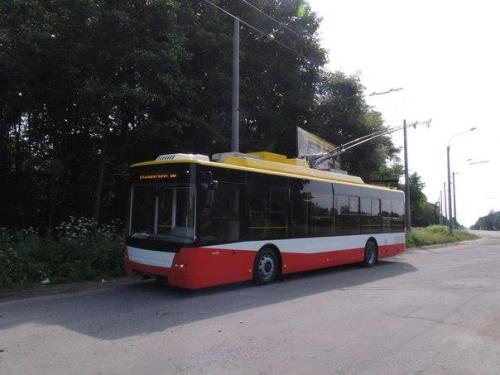 В Одессе будет новый украинский троллейбус, — фото2