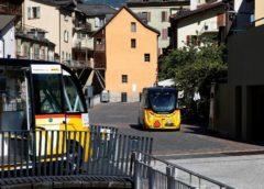 У Швейцарії запустили автобус без керма і педалей