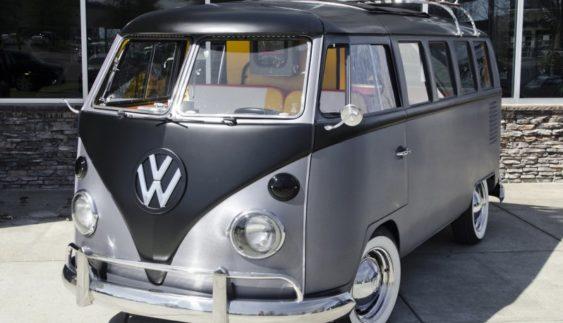 Культовий фургон Volkswagen продемонстрували у новому вигляді (Фото)