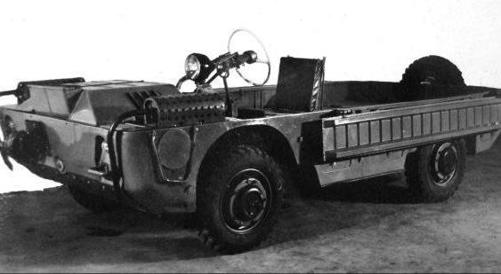 """ЗАЗ-967 – секретний """"Запорожець"""" для радянської армії"""