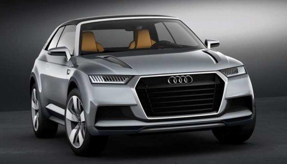 Компанія Audi готує «заряджений» кросовер SQ2