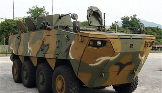 Нові бронемашини K808 і K806 надійдуть в армію