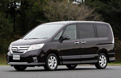 Nissan представить нове покоління мінівенів Serena